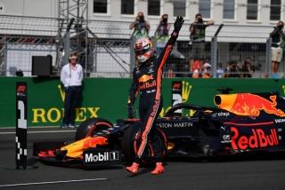 Fotos Max Verstappen F1 2019 Foto 135