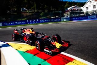 Fotos Max Verstappen F1 2019 Foto 136