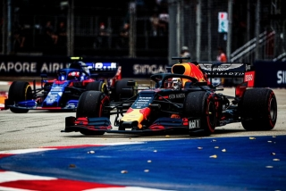 Fotos Max Verstappen F1 2019 Foto 139