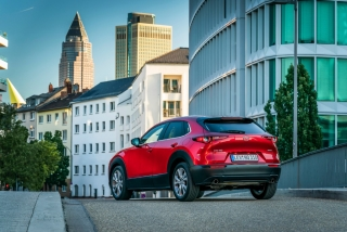 Fotos Mazda CX-30 Foto 180