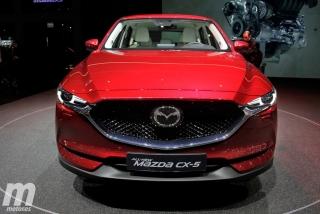 Foto 2 - Fotos Mazda CX-5 2017
