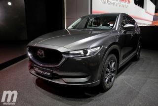 Foto 1 - Fotos Mazda CX-5 2017