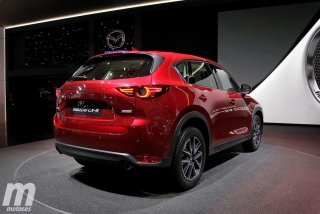 Foto 3 - Fotos Mazda CX-5 2017