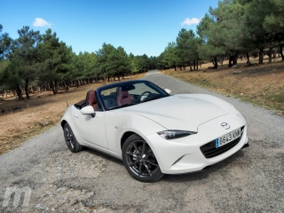 Foto 1 - Fotos Mazda MX-5 2019 Nappa Edition