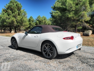 Foto 3 - Fotos Mazda MX-5 2019 Nappa Edition