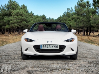 Fotos Mazda MX-5 2019 Nappa Edition Foto 8