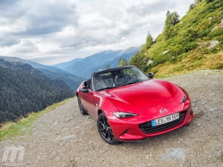 Fotos Mazda MX-5 2019 Foto 4