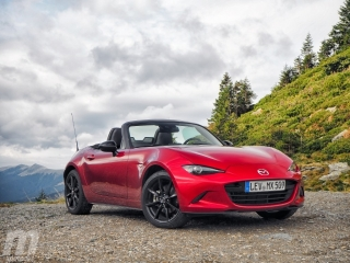 Fotos Mazda MX-5 2019 Foto 5