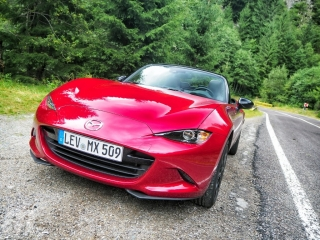 Fotos Mazda MX-5 2019 Foto 9