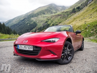 Fotos Mazda MX-5 2019 Foto 13