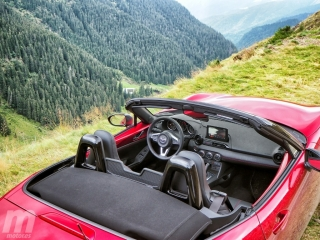 Fotos Mazda MX-5 2019 Foto 21