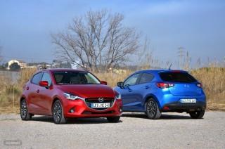 Foto 1 - Fotos Mazda2 2015