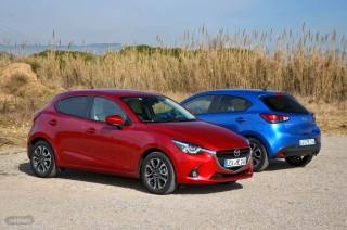 Fotos Mazda2 2015 Foto 10