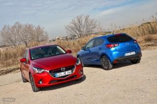 Fotos Mazda2 2015 Foto 13