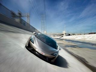 Fotos McLaren 570S Coupé Foto 13