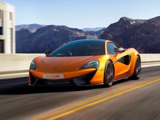 Fotos McLaren 570S Coupé Foto 22