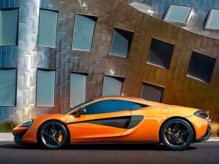 Fotos McLaren 570S Coupé Foto 28