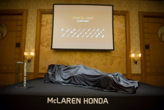 Fotos McLaren MCL32 F1 2017 - Foto 3