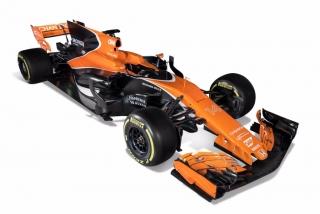Fotos McLaren MCL32 F1 2017 - Foto 5