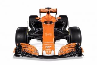 Fotos McLaren MCL32 F1 2017 - Foto 6