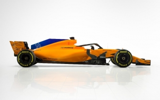 Fotos McLaren MCL33 F1 2018 - Foto 3