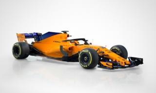 Fotos McLaren MCL33 F1 2018 - Foto 4