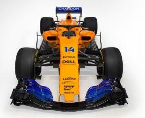 Fotos McLaren MCL33 F1 2018 - Foto 5