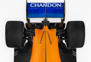 Fotos McLaren MCL33 F1 2018 - Foto 6