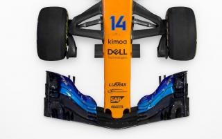 Fotos McLaren MCL33 F1 2018 - Miniatura 7
