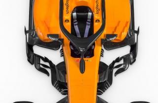 Fotos McLaren MCL33 F1 2018 - Miniatura 9
