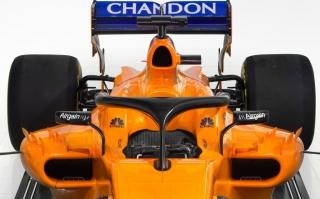Fotos McLaren MCL33 F1 2018 - Miniatura 10