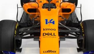 Fotos McLaren MCL33 F1 2018 - Miniatura 11