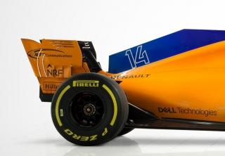 Fotos McLaren MCL33 F1 2018 - Miniatura 12