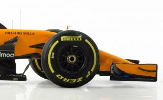 Fotos McLaren MCL33 F1 2018 - Miniatura 13