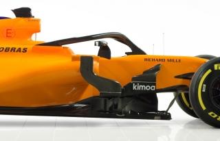 Fotos McLaren MCL33 F1 2018 - Miniatura 14