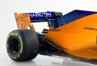Fotos McLaren MCL33 F1 2018 - Miniatura 15