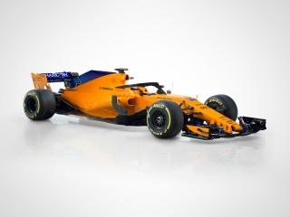 Fotos McLaren MCL33 F1 2018 - Miniatura 18