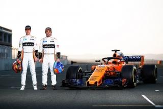 Fotos McLaren MCL33 F1 2018 - Foto 1