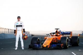 Fotos McLaren MCL33 F1 2018 - Miniatura 24