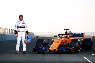 Fotos McLaren MCL33 F1 2018 - Miniatura 25