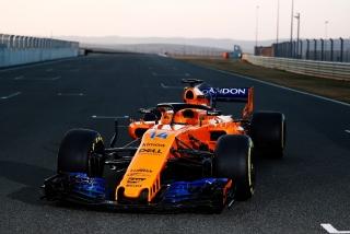 Fotos McLaren MCL33 F1 2018 - Miniatura 26