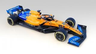 Fotos McLaren MCL34 F1 2019 Foto 3