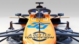 Fotos McLaren MCL34 F1 2019 Foto 6
