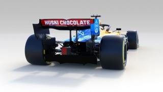 Fotos McLaren MCL34 F1 2019 Foto 8