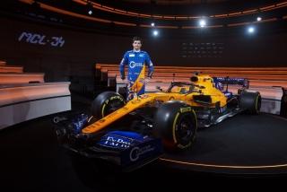 Fotos McLaren MCL34 F1 2019 Foto 12