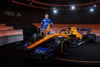 Fotos McLaren MCL34 F1 2019 Foto 13