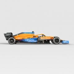 Foto 2 - Las fotos del McLaren MCL35M de F1 2021