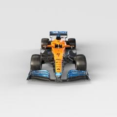 Las fotos del McLaren MCL35M de F1 2021 Foto 4