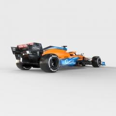 Las fotos del McLaren MCL35M de F1 2021 Foto 5