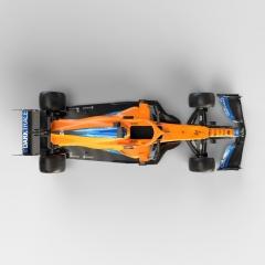 Las fotos del McLaren MCL35M de F1 2021 Foto 6